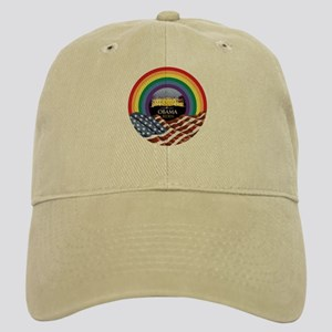 Obama-Biden Gay Pride 37 Cap