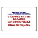 No VOTE #2 Banner
