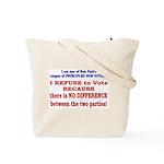 No VOTE #2 Tote Bag