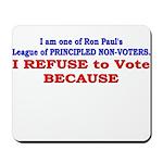 NO VOTE #1 Mousepad