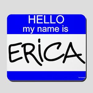 """Erica"" Mousepad"