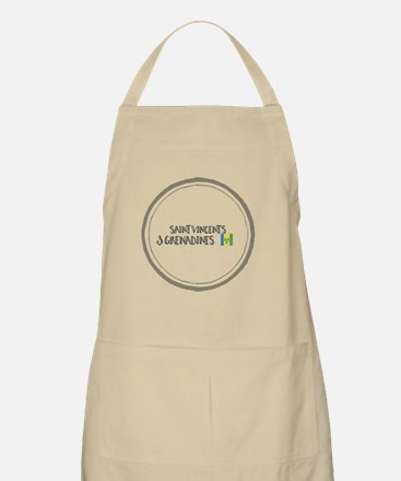 Cute Saint vincent and the grenadines Light Apron