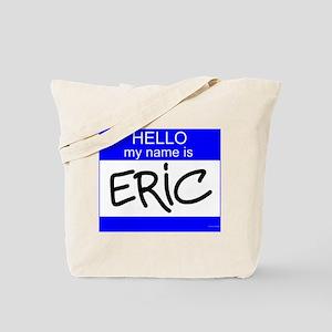 """""""Eric"""" Tote Bag"""