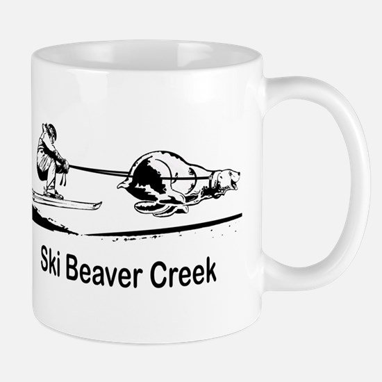 Ski Beaver Creek CO Mug