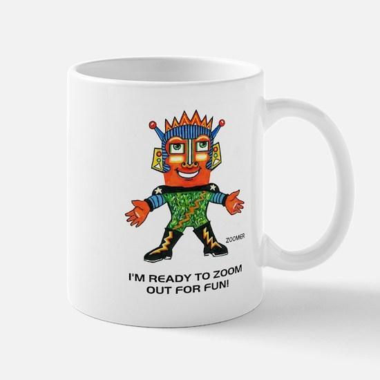 ZOOMER! Let's Play! Mug