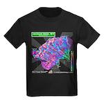 Jackson Hole 2009 Kids Dark T-Shirt