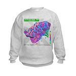 Jackson Hole 2009 Kids Sweatshirt