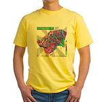 Jackson Hole 2009 Yellow T-Shirt