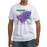 Jackson Hole 2009 Fitted T-Shirt