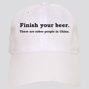 Finish Your Beer Cap