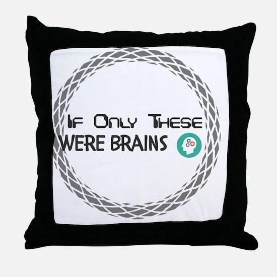 Unique Were Throw Pillow