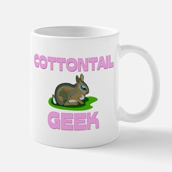 Cottontail Geek Mug