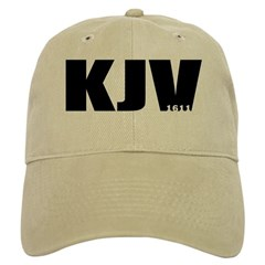 KJV Baseball Cap