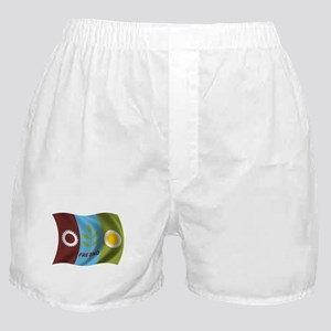 Wavy Fresno Flag Boxer Shorts