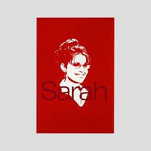 Sarah 2008 Rectangle Magnet