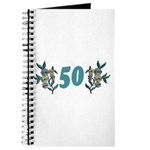50th Birthday Gifts, Journal