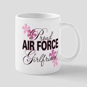 Proud Air Force Girlfriend Mug