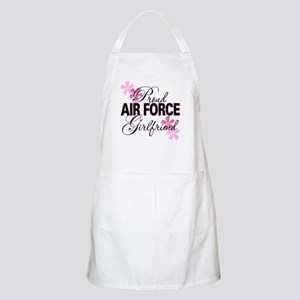 Proud Air Force Girlfriend BBQ Apron