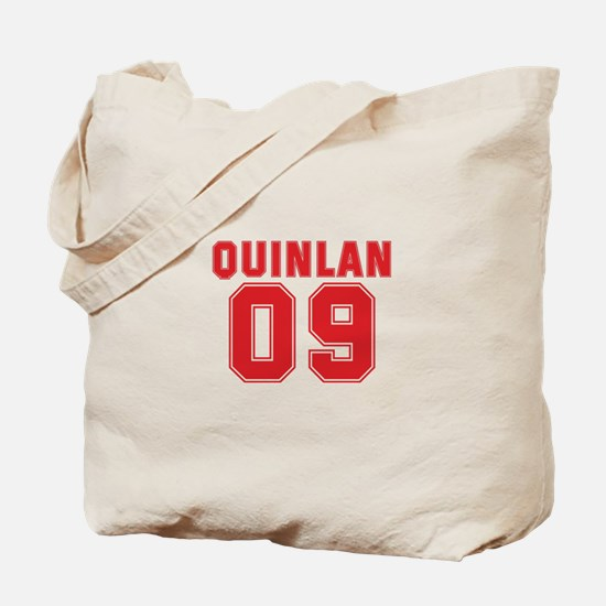 QUINLAN 09 Tote Bag