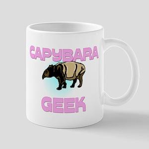 Capybara Geek Mug