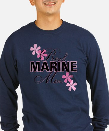 Proud Marine Mom T