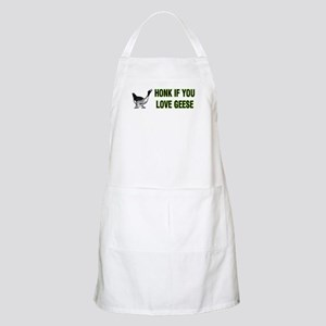 Honk for Geese Light Apron