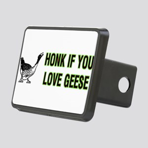 Honk for Geese Rectangular Hitch Cover