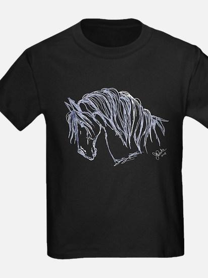 Horse Head Art T