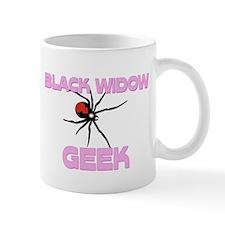 Black Widow Geek Mug