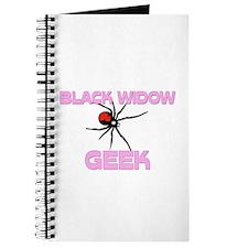 Black Widow Geek Journal