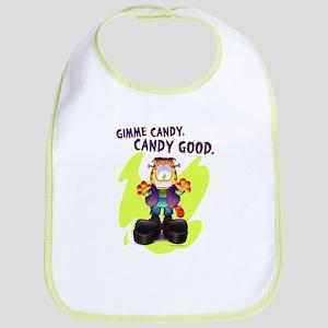 Garfield Gimme Candy Bib
