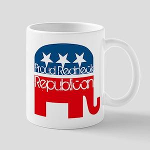 Proud Redneck Republican Mug