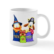 Garfield Trick or Treat Mug