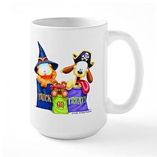 Garfield Trick or Treat Large Mug