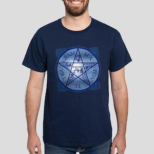Pentagram of Solomon Tee (Dark)