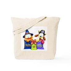 Garfield Trick or Treat Tote Bag