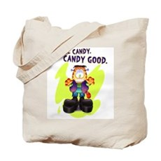 Garfield Gimme Candy Tote Bag