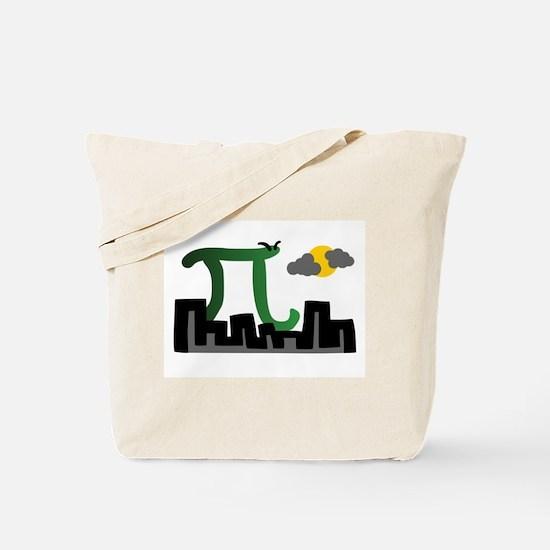 PIzilla Tote Bag