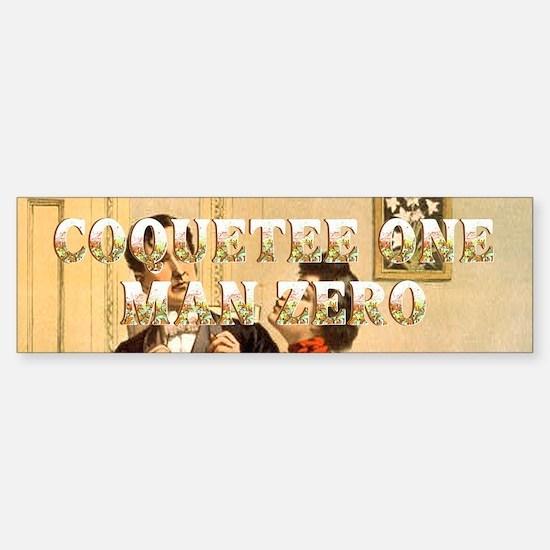Coquette Sticker (Bumper)