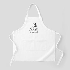 Chubby Bunny BBQ Apron