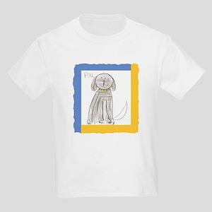 Be a Pal Rescue Dog Kids Light T-Shirt
