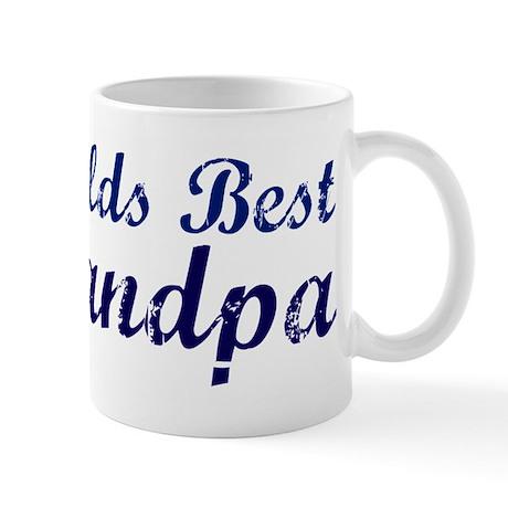 Worlds Best Grandpa Mug