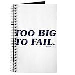 Too Big To Fail Journal