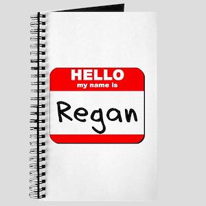Hello my name is Regan Journal