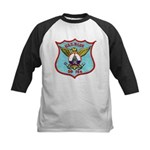USS BLUE Kids Baseball Jersey