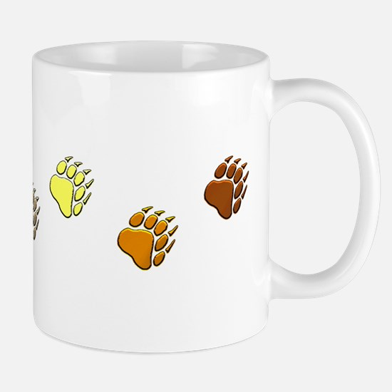 BEAR PRIDE PAWS/REVERSE Mug