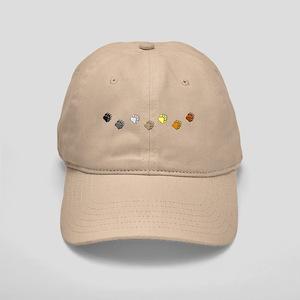 BEAR PRIDE PAWS/REVERSE Cap