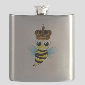 Queen B Flask