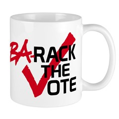 BaRack the vote Mug