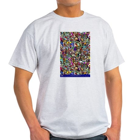 Find the normal guy Light T-Shirt
